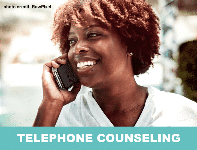 Telephone Counseling Online Psychotherapy