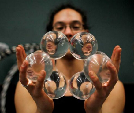 Juggling Glass Balls - Online Counseling Work-Life Balance
